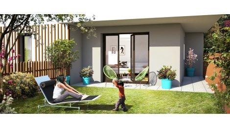 Appartement neuf Jardin de Jade à Thonon-les-Bains