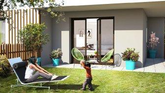 Appartements neufs Jardin de Jade à Thonon-les-Bains