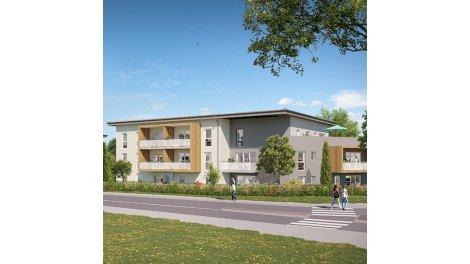 Appartement neuf Trio Verde à Thonon-les-Bains