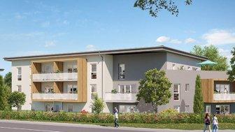 Appartements neufs Trio Verde à Thonon-les-Bains