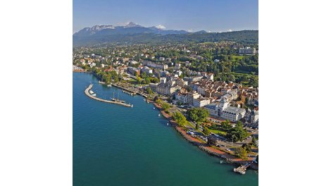 Appartement neuf Prochainement investissement loi Pinel à Evian-les-Bains