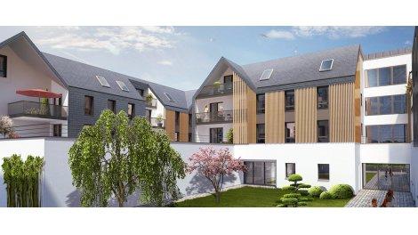 appartement neuf à Honfleur