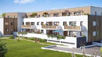 Appartements neufs In'Spire investissement loi Pinel à Chartres-de-Bretagne