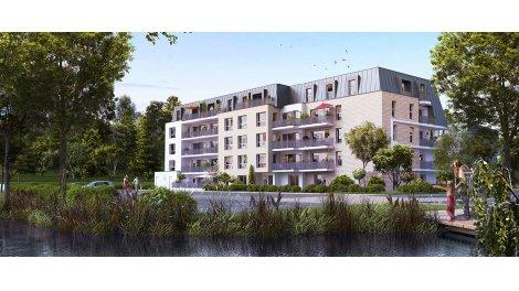 Appartements et maisons neuves Naturéa - Appartements et Terrains à Bâtir investissement loi Pinel à Darnetal