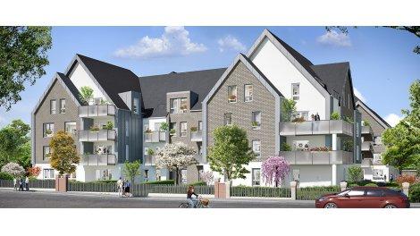 Appartements neufs Villa Bihorel investissement loi Pinel à Bihorel