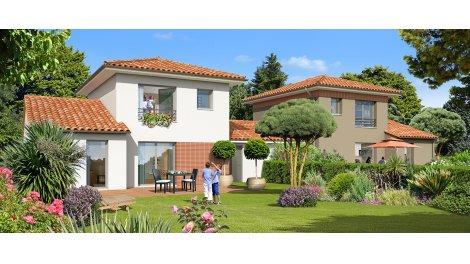 Maisons neuves Comté Tolosan à Gratentour