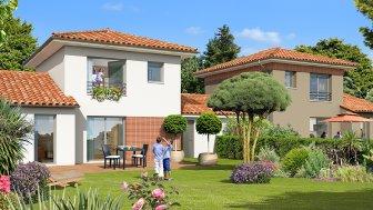 Maisons neuves Comté Tolosan investissement loi Pinel à Gratentour