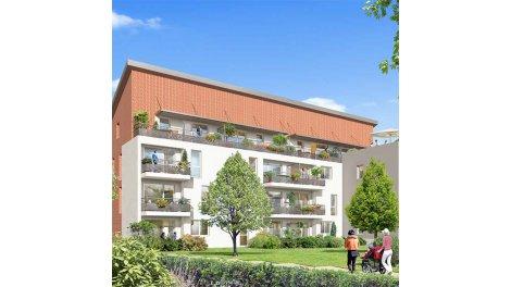 Appartement neuf Le Clos Barronie à Saint-Jean
