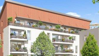Appartements neufs Le Clos Barronie investissement loi Pinel à Saint-Jean