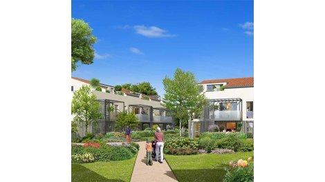 Appartements et maisons neuves Le Rivage à Tournefeuille