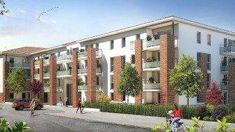 Appartements neufs Le Chantarel investissement loi Pinel à Mondonville