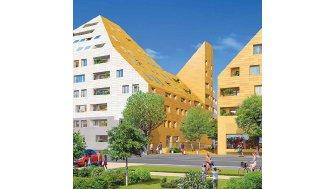 Appartements neufs Rivéo - Cosmopolitain investissement loi Pinel à Bordeaux