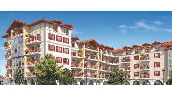 Appartements neufs Hegoaldea investissement loi Pinel à Hendaye