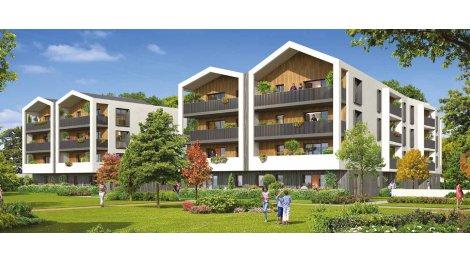 Appartement neuf Domaines des Dryades à Anglet