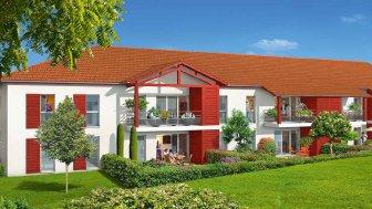 Appartements neufs Le Pilatrio investissement loi Pinel à Lahonce