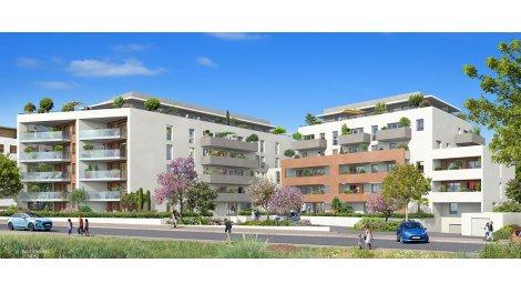 Appartement neuf Le Clos Andora à Bayonne