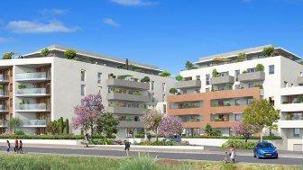 Appartements neufs Le Clos Andora investissement loi Pinel à Bayonne