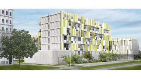 Appartement neuf Les Patios de Fetilly à La Rochelle