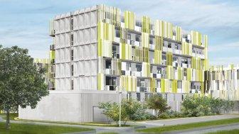 Appartements neufs Les Patios de Fetilly investissement loi Pinel à La Rochelle