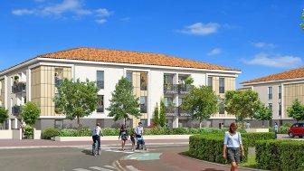 Appartements neufs Les Demoiselles investissement loi Pinel à Mérignac