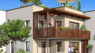 Appartements neufs Le Domaine de Flore investissement loi Pinel à Villenave-d'Ornon