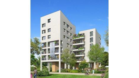 Appartement neuf Graphik à Bordeaux