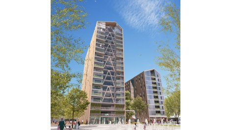 Appartement neuf Tour Silva à Bordeaux