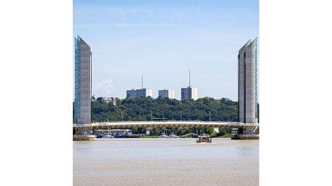 Appartements et maisons neuves L'Atelier investissement loi Pinel à Bordeaux
