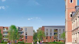 Appartements neufs Les Jardins de Marguerite à Seclin