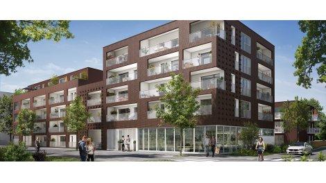 Appartement neuf Ô Jardin à Amiens