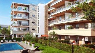 Appartements neufs Perle d'Azur investissement loi Pinel à Antibes