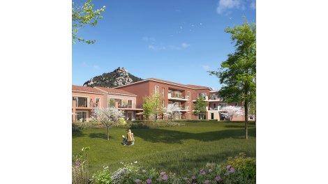 Appartement neuf Les Jardins de la Bayorre à Hyères