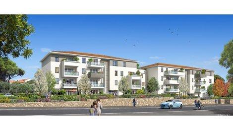 Appartement neuf Villa Aphélie à Marseille 12ème