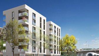 Appartements neufs Le Tweet investissement loi Pinel à Lyon 8ème