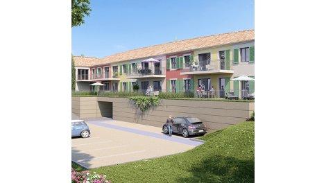 Appartement neuf Neo Garden investissement loi Pinel à La Trinité