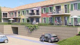 Appartements neufs Neo Garden investissement loi Pinel à La Trinité