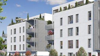 Appartements neufs 5'Osmose investissement loi Pinel à Lyon 5ème
