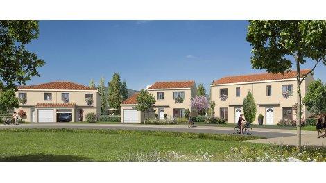 Maisons neuves Le Domaine d'Elise à Pont-Évêque