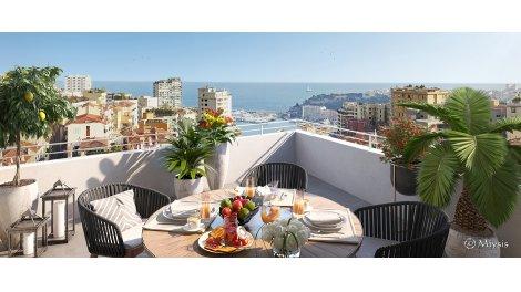 Appartement neuf So Moneghetti investissement loi Pinel à Beausoleil