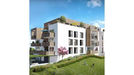 Appartement neuf Oikos investissement loi Pinel à Verson