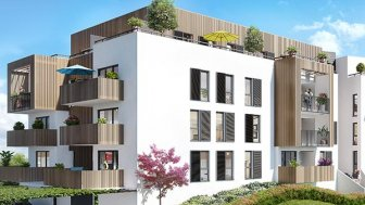 Appartements neufs Oikos investissement loi Pinel à Verson