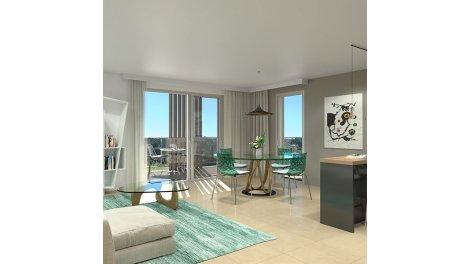 Appartement neuf Villa Surya à Nice