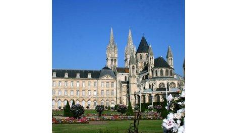 Appartement neuf Prochainement investissement loi Pinel à Caen