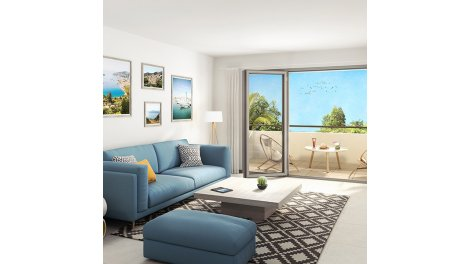 Appartement neuf Prochainement investissement loi Pinel à Nice