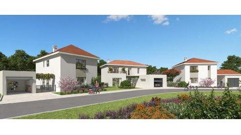Maisons neuves Domaine Chamboland à Nuits-Saint-Georges