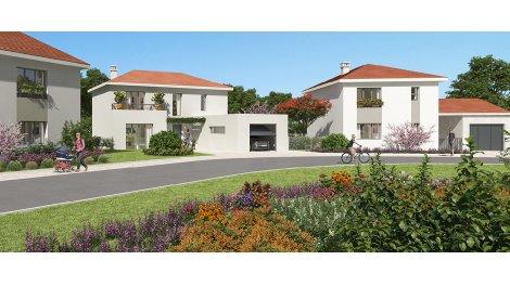 Appartements et maisons neuves Domaine Chamboland II à Nuits-Saint-Georges