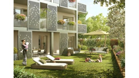 Appartement neuf L'Essentiel investissement loi Pinel à Craponne