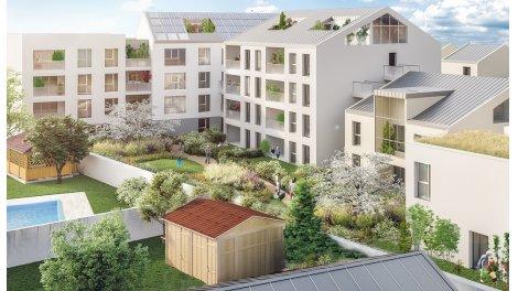 immobilier ecologique à Chassieu