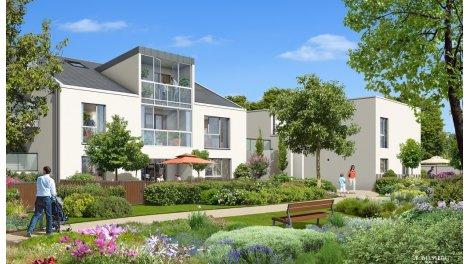 Appartements et maisons neuves Jardins Divers investissement loi Pinel à Chassieu