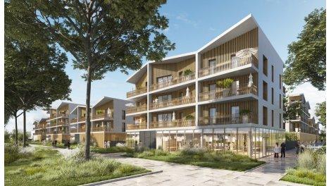 Appartements et maisons neuves Le Clos des Ormes éco-habitat à Bussy-Saint-Georges